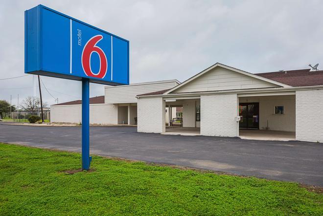 Motel 6 Madisonville Tx - Madisonville - Edificio