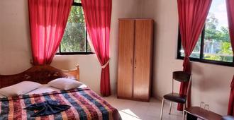Kandy View Hotel - קאנדי - חדר שינה
