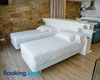 Apartamentos A Bughina - Muxia - Bedroom