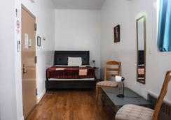 NY Moore Hostel - Brooklyn - Bedroom