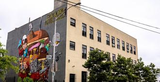 NY Moore Hostel - Brooklyn - Edificio