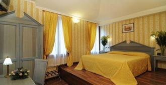 Hotel Tintoretto - Venedig - Soveværelse