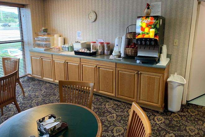 Ramada by Wyndham Nashville/Music Valley - Nashville - Buffet