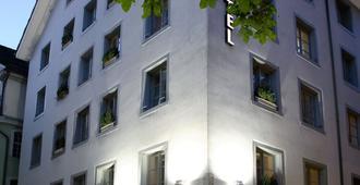 Hotel Helmhaus - Zürich - Bygning
