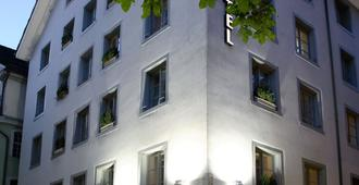 Helmhaus Swiss Quality Hotel - Zürich - Bygning