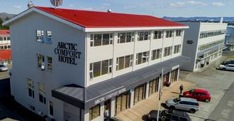 Arctic Comfort Hotel - Reiquiavique - Edifício