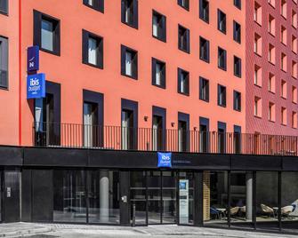 ibis budget St-Étienne Centre Gare Châteaucreux - Сент-Этьен - Здание