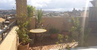 Riad les Idrissides - Fez - Balcón