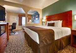 Best Western Regency Inn & Suites - Gonzales - Bedroom