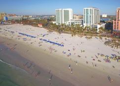 ويندام جراند كلير ووتر بيتش - Clearwater Beach - شاطئ