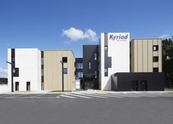 Kyriad Prestige Pau - Zenith - Palais Des Sports - Pau - Bâtiment