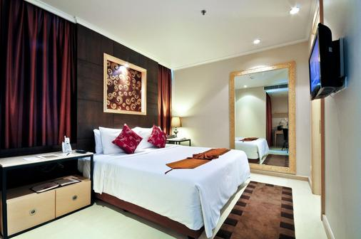 Admiral Premier Sukhumvit By Compass Hospitality - Bangkok - Bedroom