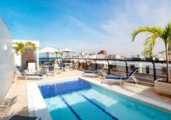 Hotel Nacional Inn Copacabana - Rio de Janeiro - Uima-allas
