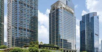 The Langham, Shenzhen - Shenzhen - Byggnad