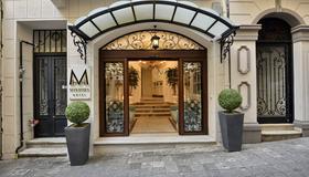 Mirrors Hotel - Istanbul - Gebäude