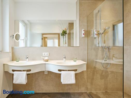 Hotel Weingut Weis - Trier - Phòng tắm