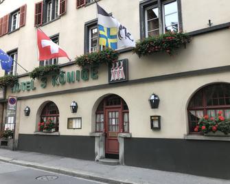 Hotel Drei Könige - Chur - Gebäude