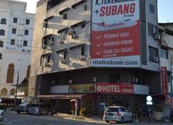 Hotel Indah - Kuala Terengganu - Κτίριο