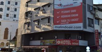 Hotel Indah - קואלה טרנגאנו