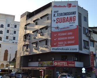 Hotel Indah - Kuala Terengganu - Building