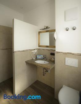 Hotel Sonnenbichl - Bad Reichenhall - Bathroom