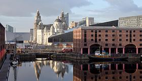 Holiday Inn Express Albert Dock - Liverpool - Outdoors view