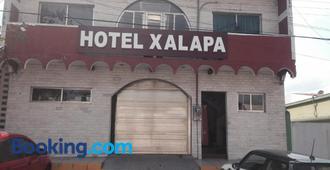 Hotel Xalapa - Veracruz - Building