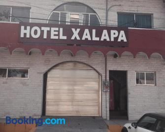 Hotel Xalapa - Веракруз - Building