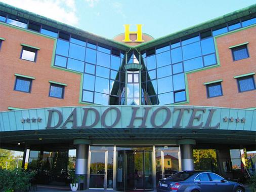 Dado Hotel International - Parma - Building