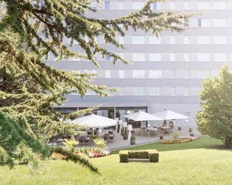 Novotel Suites Geneve Aeroport - Genève - Gebouw