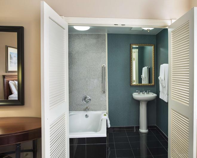 休士頓白廳酒店 - 休士頓 - 休斯頓 - 浴室