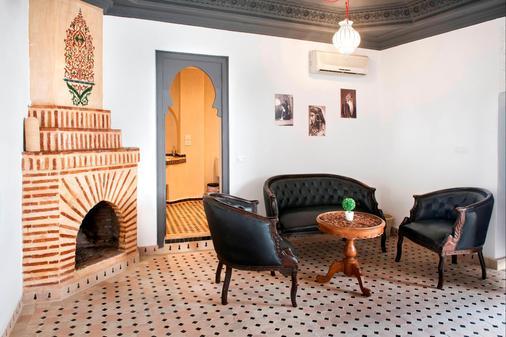 Rodamon Riad Marrakech - Marrakesh - Living room