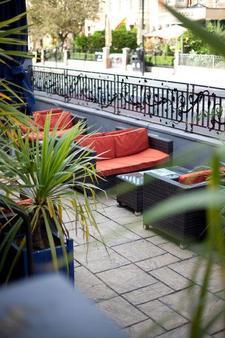 Caledonian Hotel - Newcastle upon Tyne - Bar