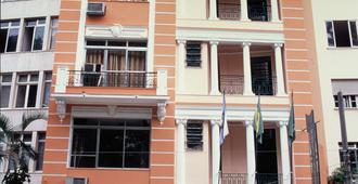Hotel Inglês - Rio de Janeiro - Byggnad