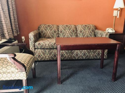 Executive Inn - Texarkana - Living room