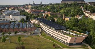 Welcome Kongresshotel Bamberg - Bamberg - Vista del exterior