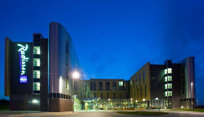 Radisson Blu Hotel, East Midlands Airport - Derby - Rakennus