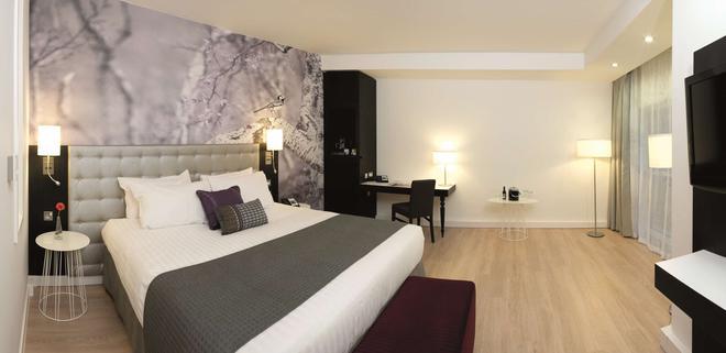 Radisson Blu Hotel, East Midlands Airport - Derby - Makuuhuone