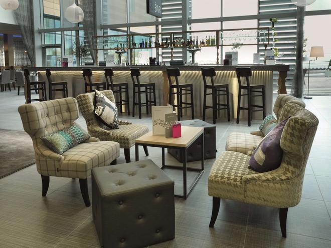 Radisson Blu Hotel, East Midlands Airport - Derby - Aula