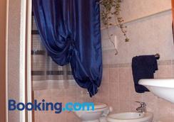 Hotel Umbria Ristorante - Orvieto - Bathroom