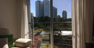 Aidy Grill Apartamento - פונטה דל אסטה - מרפסת