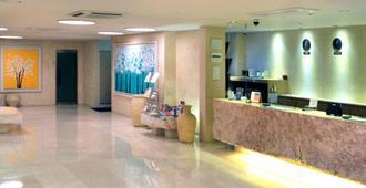 Marigold Hotel - Seoul - Front desk