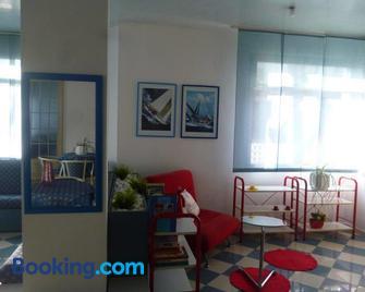 Residence Bluadria - San Mauro a Mare - Living room