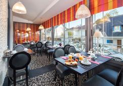 西佳布列塔尼酒店 - 拉博爾埃斯庫布拉克 - 拉波勒 - 餐廳