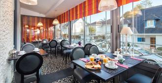 Best Western Brittany La Baule Centre & Plage - La Baule-Escoublac - Ravintola