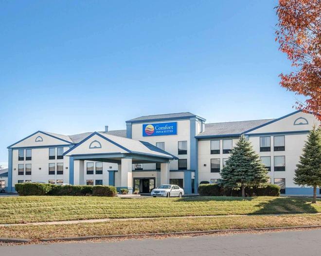 Comfort Inn & Suites Maumee - Toledo (I80-90) - Maumee - Toà nhà