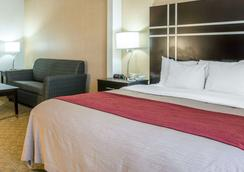 Comfort Inn & Suites Maumee - Toledo (I80-90) - Maumee - Phòng ngủ
