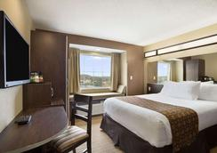 Microtel Inn & Suites by Wyndham Cambridge - Cambridge - Makuuhuone