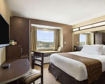 Microtel Inn & Suites by Wyndham Cambridge - Cambridge - Schlafzimmer