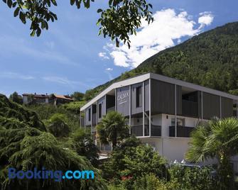 Apparthotel Calma - Cermes - Gebouw